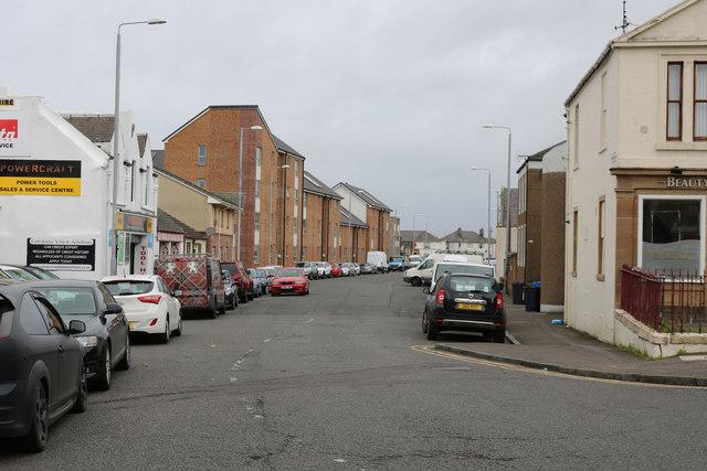 Peebles Street, Ayr