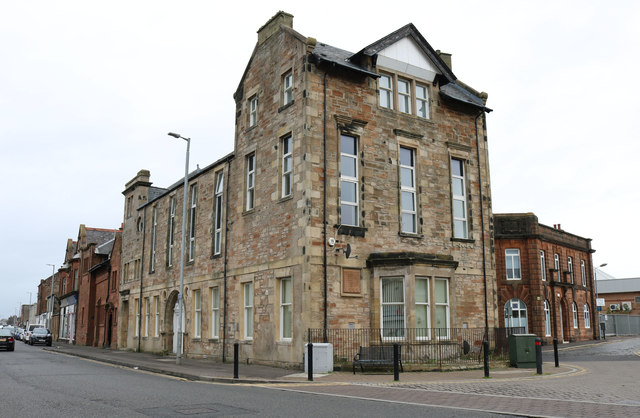 Old Building, Ayr