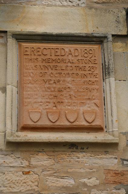 Memorial Stone, Ayr