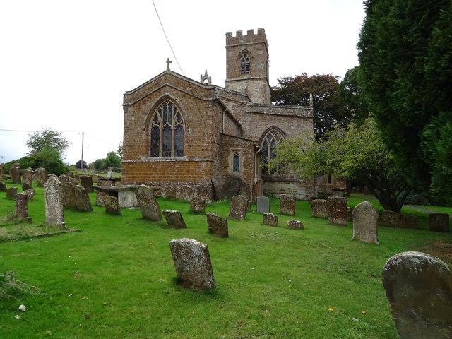 Church of St Nicholas, Tadmarton