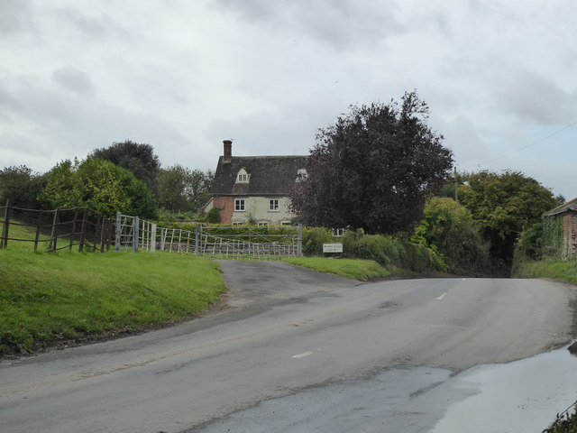 Rectory Farm, Idstone