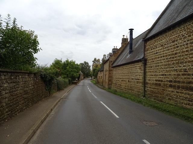 Main Street, Tadmarton