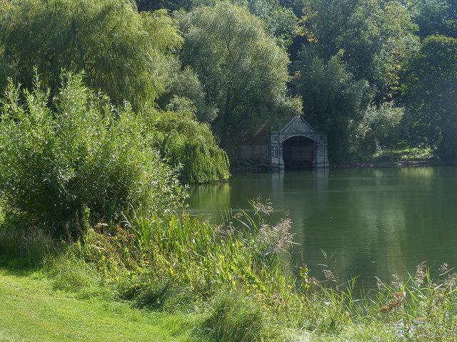 The Boathouse, Burghley Park