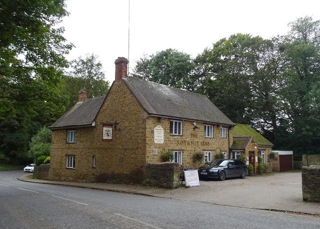 The Saye & Sele Arms, Broughton