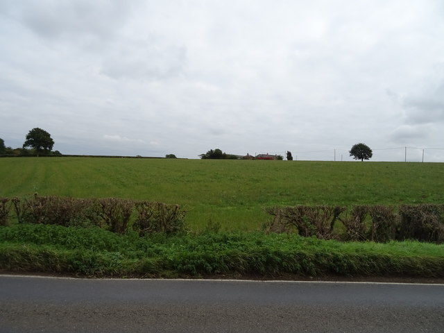 Field off the B4035
