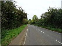 SP4339 : Broughton Road (B4035) by JThomas