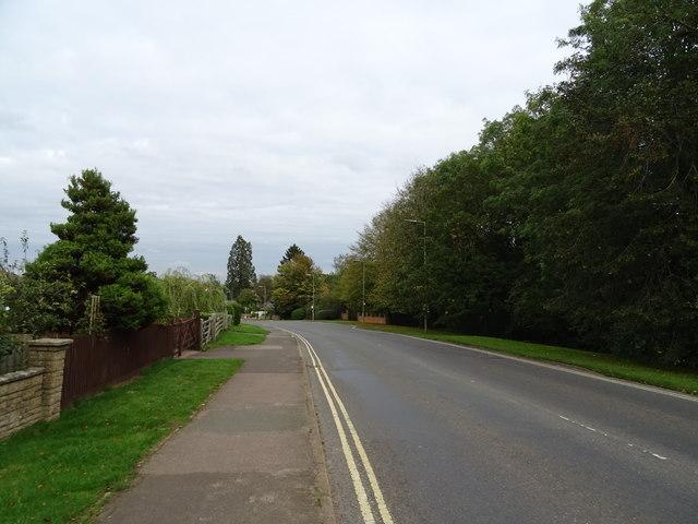 Broughton Road (B4035), Banbury