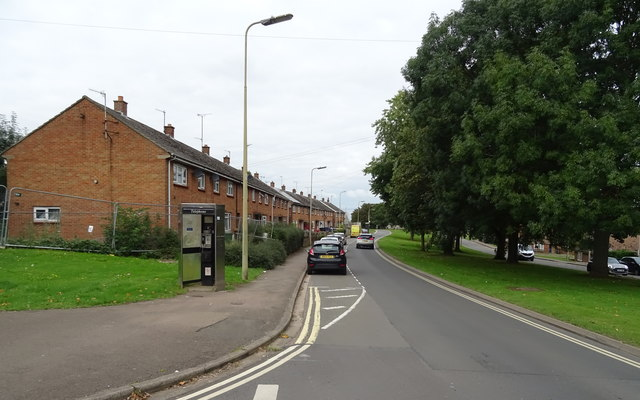 Woodgreen Avenue, Banbury