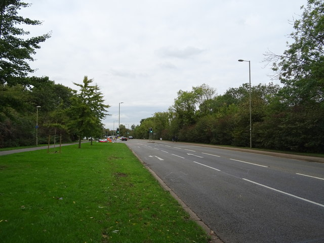 A423 from Banbury to Southam
