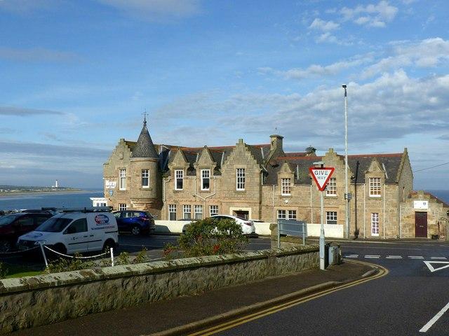 Moray Golf Club, Lossiemouth