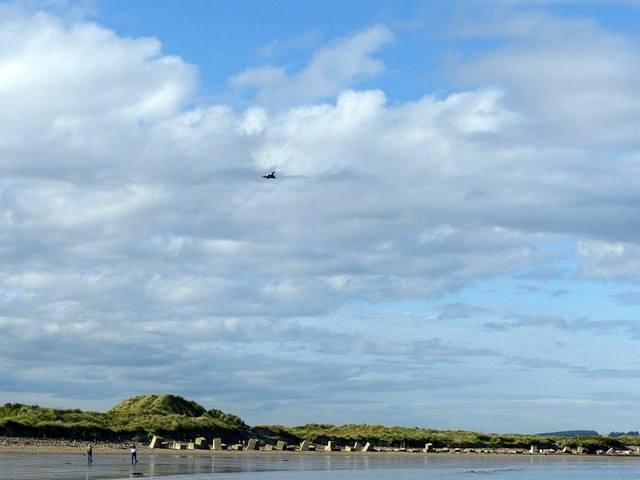 Take-off at Lossiemouth
