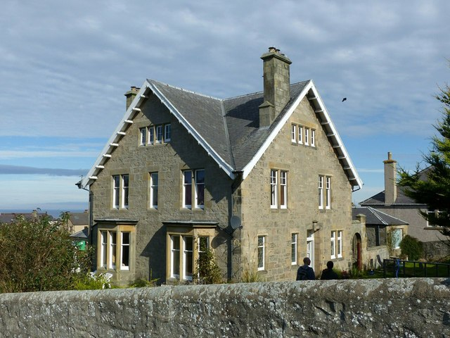 Lynnmouth Lodge, Lossiemouth