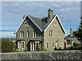 NJ2370 : Lynnmouth Lodge, Lossiemouth by Alan Murray-Rust