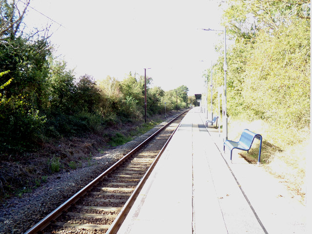 White Notley Railway Station