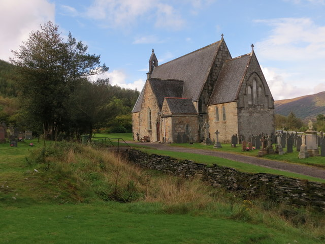 The Church of St John, Ballachulish
