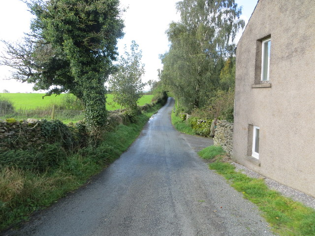Fell Road at Fell Yeat