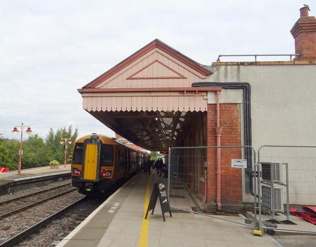 Stratford upon Avon Railway Station