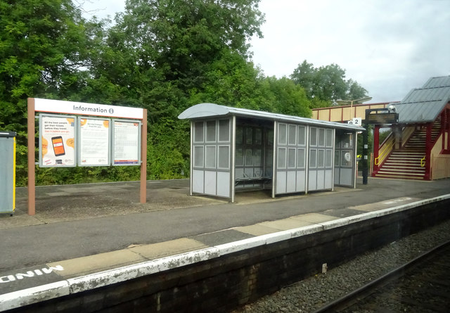 Henley-in-Arden Railway Station