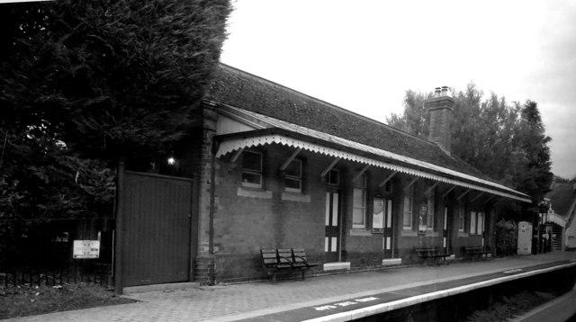Wilmcote Railway Station