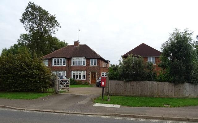 Houses on Broughton Road, Banbury