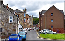 NS2059 : Gogo Street, Largs, North Ayrshire by Mark S