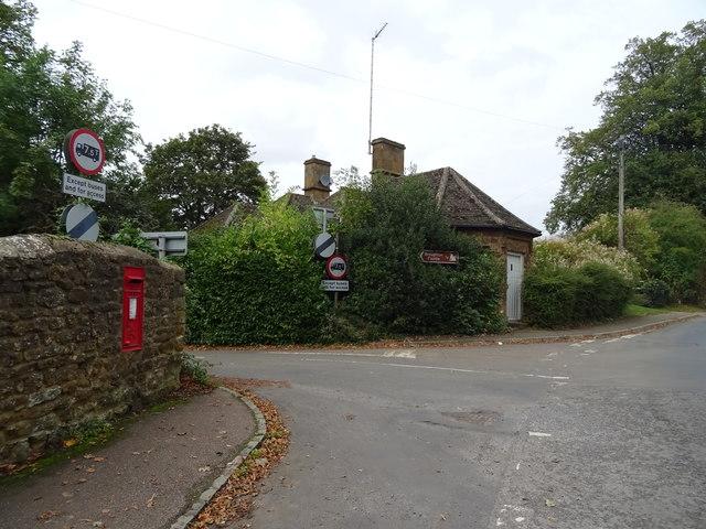 Lodge on Main Road, Broughton