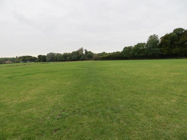 Footpath on Aston Hill