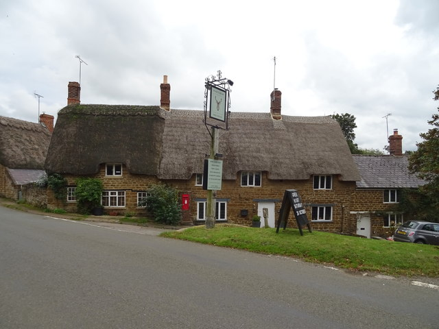 The Old Post Office, Swalcliffe