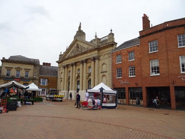 Entrance to Castle Shopping Centre, Banbury