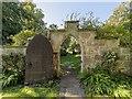 NJ2764 : Innes House Garden by valenta