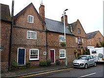 SK5815 : 3, 5 & 7 Loughborough Road, Mountsorrel by Richard Law