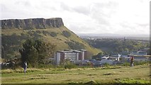 NT2674 : South from Calton Hill by Richard Webb