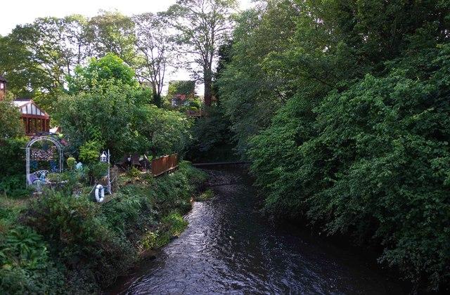 River Stour, Kinver, Staffs