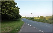 SP9491 : Stamford Road, Corby by David Howard