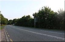 TL0158 : Bedford Road, Bletsoe by David Howard