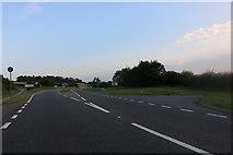 TL0154 : Bedford Road, Oakley by David Howard