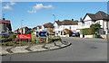 TQ1688 : Sponsored Roundabout by Des Blenkinsopp