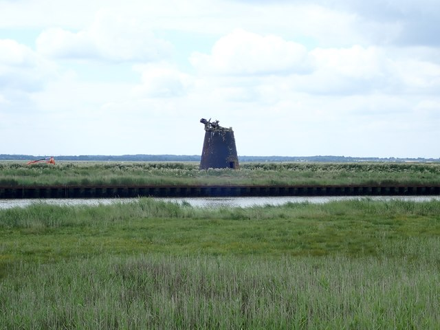 Six Mile House Drainage Mill