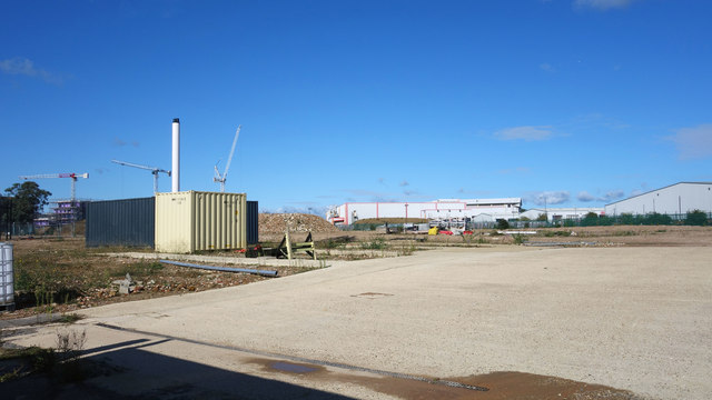 The Kodak Site in 2019