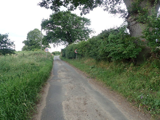 Nearing Reedham from the east