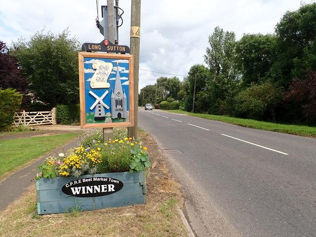 Long Sutton Village Sign