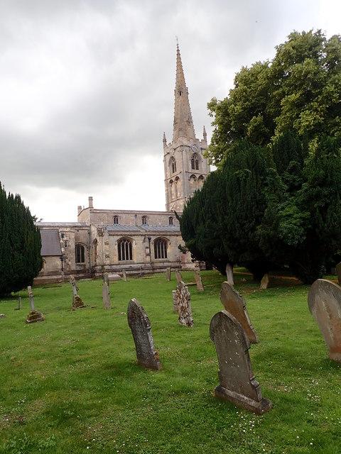 St Swithun's Church, Leadenham