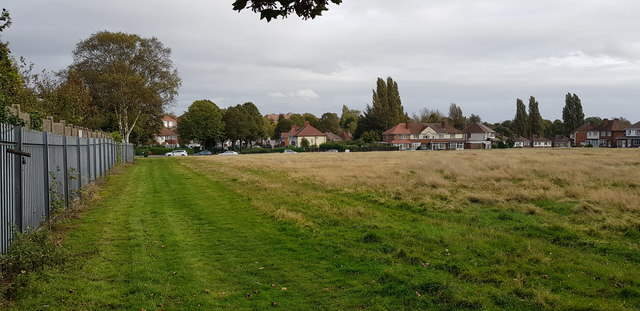 Burford Road Playing Fields