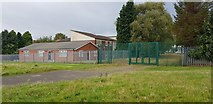 SP0793 : Burford Road Playing Fields Main Entrance by Paul Collins