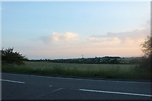 TL0834 : View by Bedford Road south of Silsoe by David Howard
