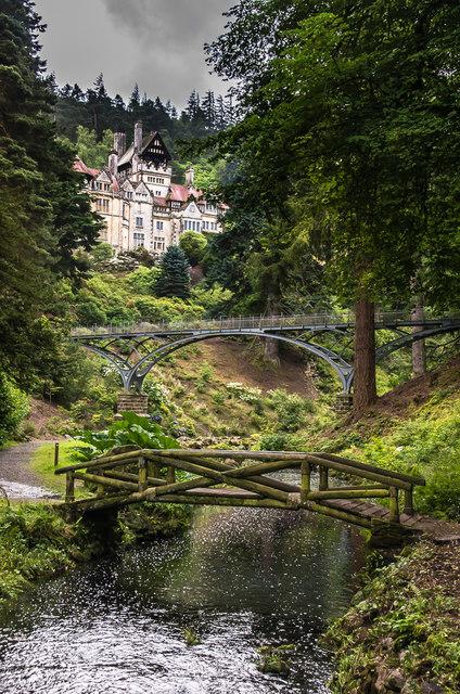 The Iron Bridge, Cragside