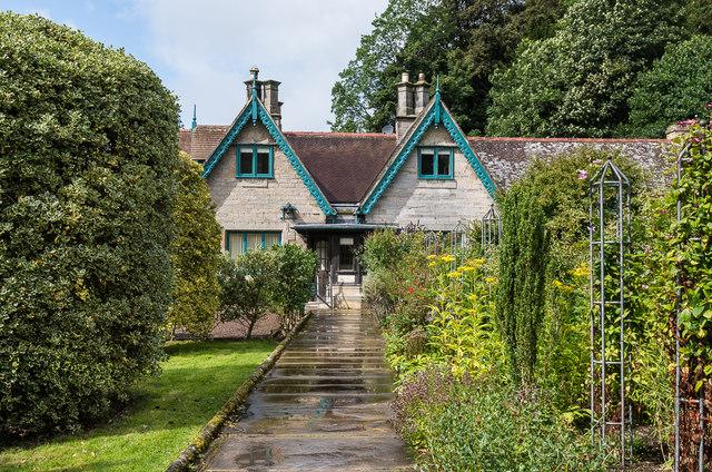 Cragside Park House
