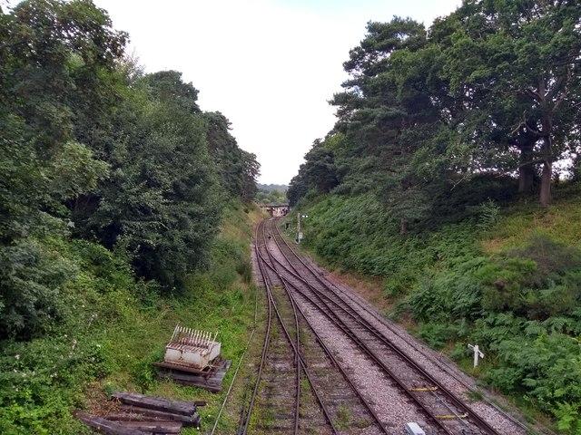 Groombridge Junction