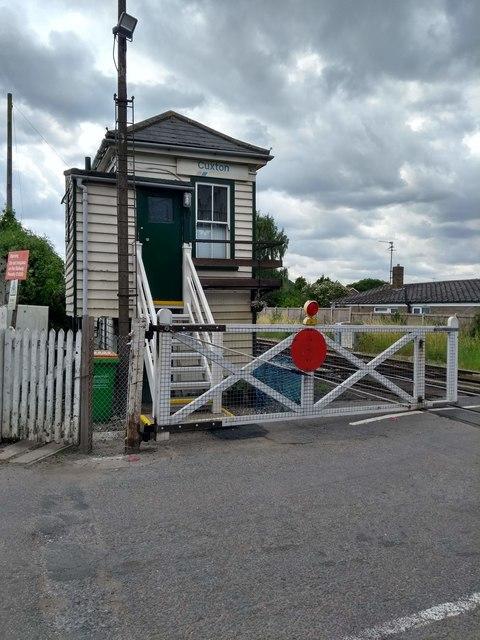 Cuxton Signal Box