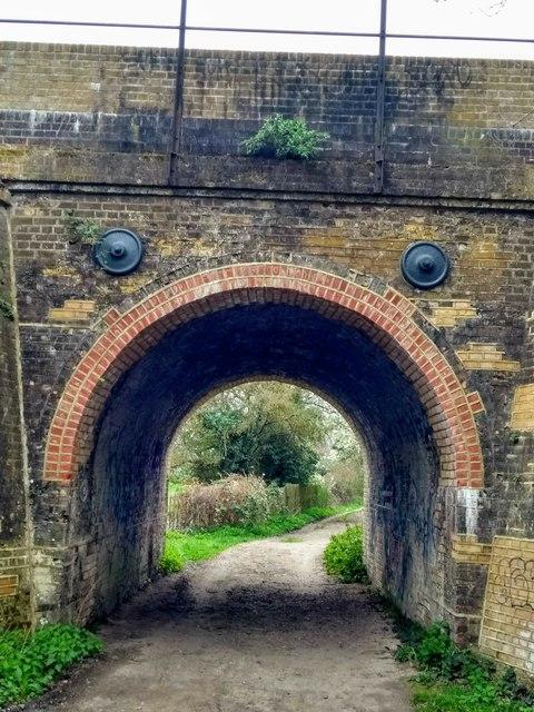 Castle Underline Bridge
